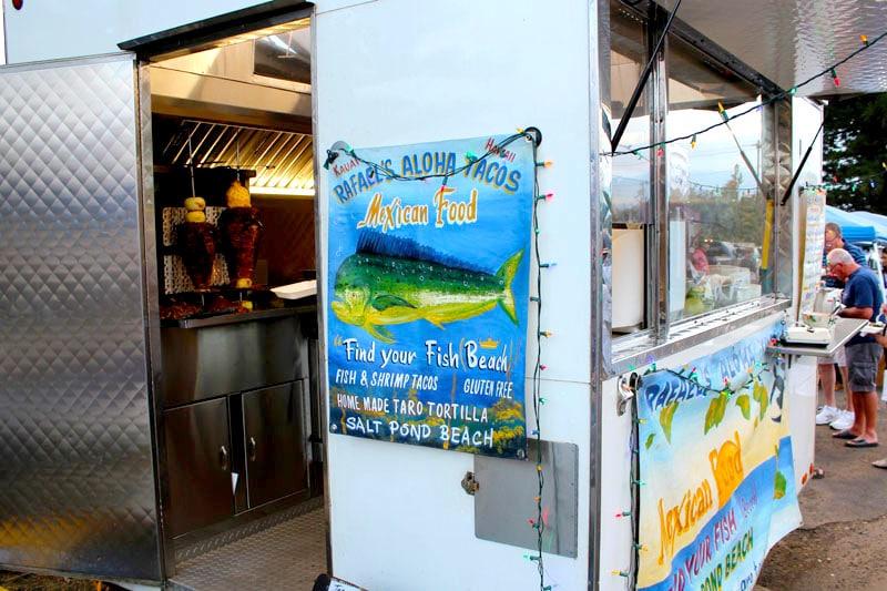 Rafael's Aloha Tacos - Mexican Food Truck Kauai