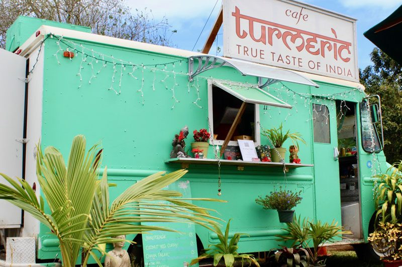 Cafe Turmeric Hanalei Food Truck - Indian Food