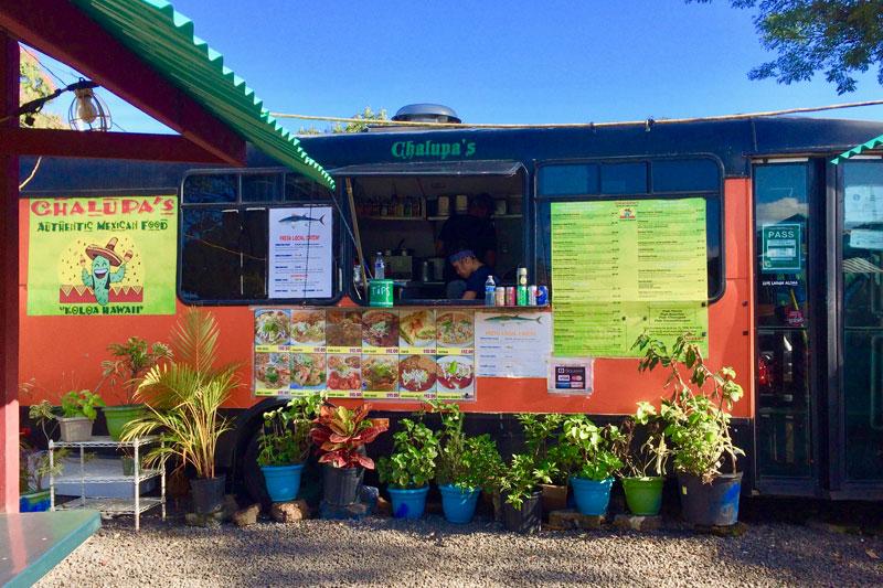 Chalupa's Food Truck Koloa