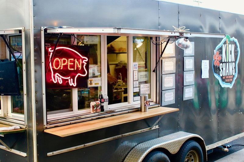 Kickshaw's Food Truck - Kauai
